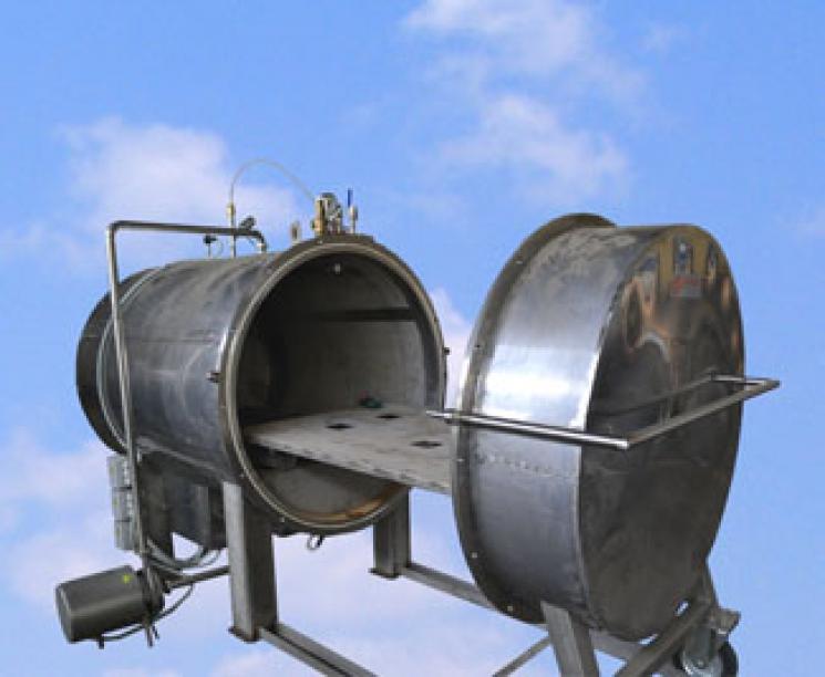 автоклав из газового баллона инструкция